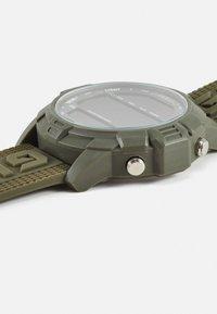 Guess - Digital watch - khaki - 3