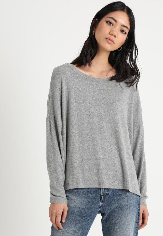 VET - Pullover - gris chine