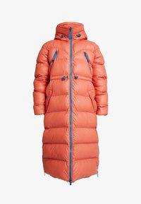 Hunter ORIGINAL - WOMENS ORIGINAL PUFFER COAT - Abrigo de invierno - siren - 5