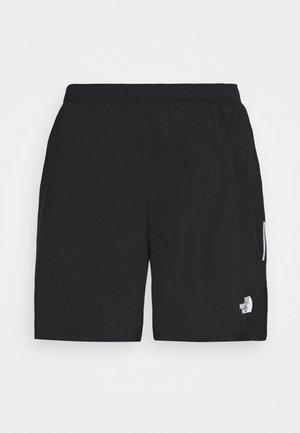 MOVMYNT SHORT - Pantaloncini sportivi - black