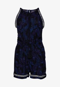 Superdry - Jumpsuit - Navy Moody Tropical - 4