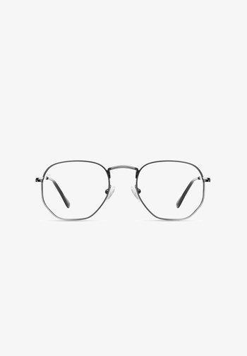 EYASI BLUE LIGHT - Sunglasses - gunmetal