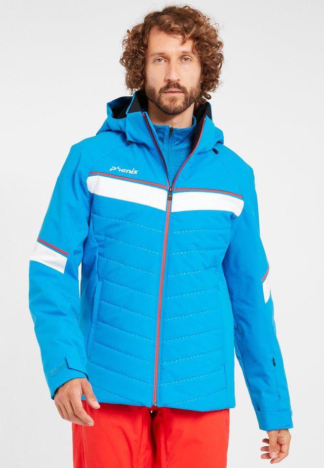 STRATOS - Ski jacket - blue