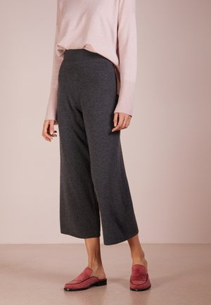 LOOSE FIT PANTS - Bukse - graphite