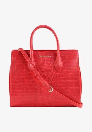 Handbag - rosso