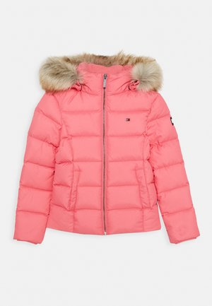 ESSENTIAL BASIC JACKET - Gewatteerde jas - pink