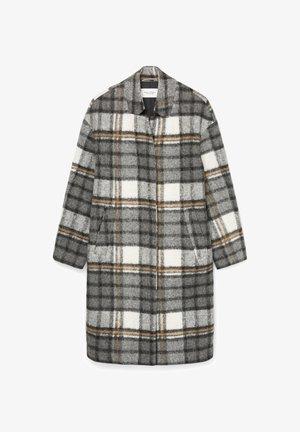 Classic coat - multi/black