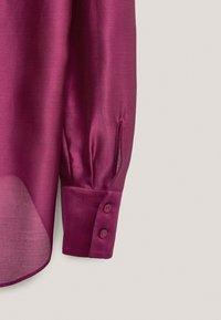 Massimo Dutti - Blouse - neon pink - 5