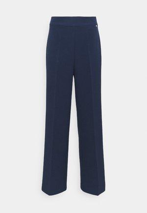 RITA GAIA PANT - Trousers - navy iris