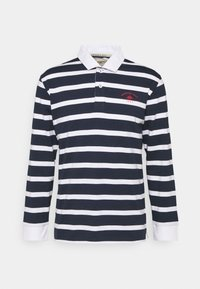 Newport Bay Sailing Club - BOLD STRIPE RUGBY - Polo shirt - navy - 4