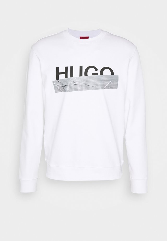 DICAGO - Long sleeved top - white