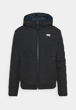 JCOMAGIC TWIST QUILTED JACKET HOOD - Light jacket - black
