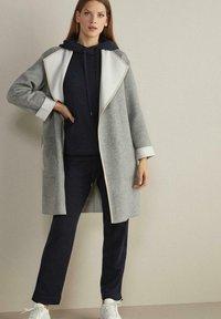 Falconeri - Winter coat - grigio/gesso - 2