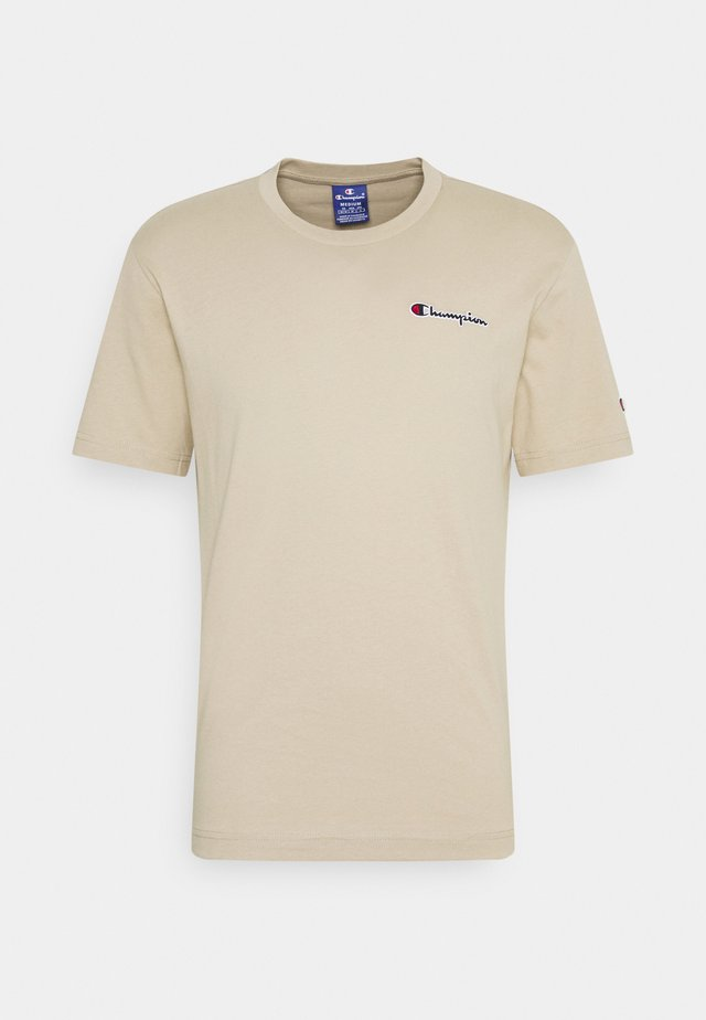 CREWNECK - T-shirts basic - beige