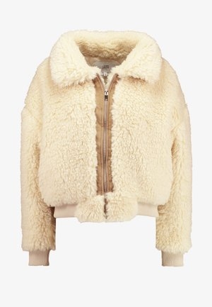 JACKET - Winter jacket - beige