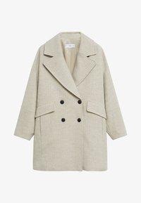 Mango - WILLY - Short coat - beige - 5
