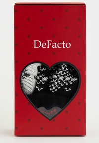 DeFacto - 2ER PACK - Muts - black - 1