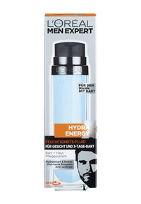 L'Oréal Men Expert - HYDRA ENERGETIC MOISTURIZING FLUID THREE-DAY BEARD - Beard oil - - - 2