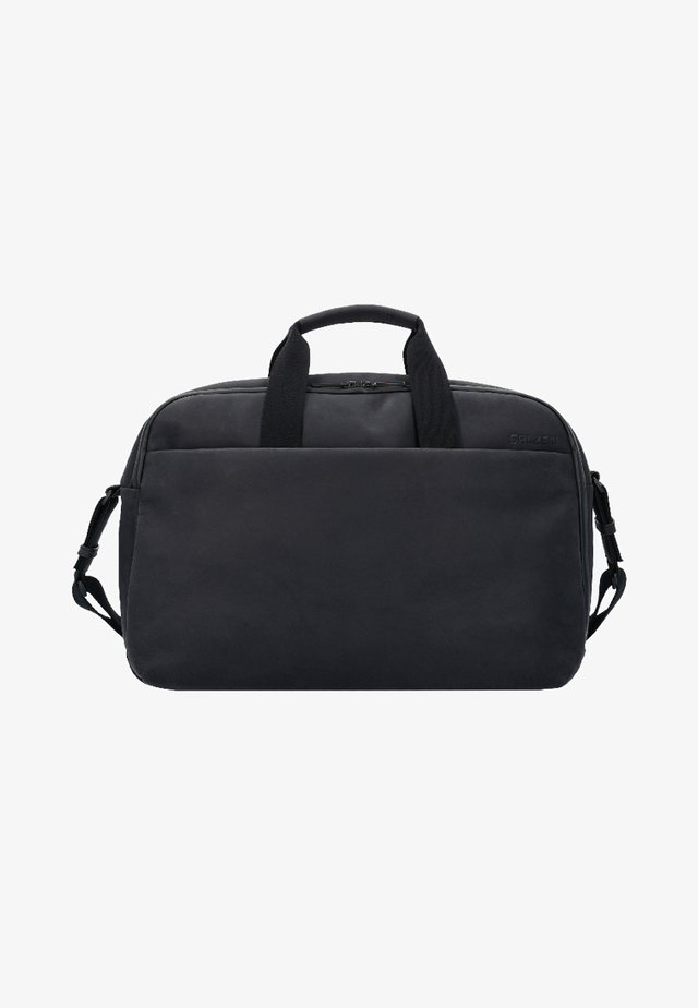 Laptop bag - charcoal black