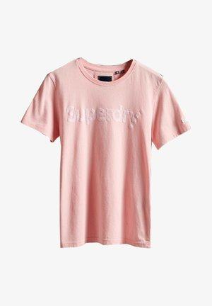 Print T-shirt - ballet pink