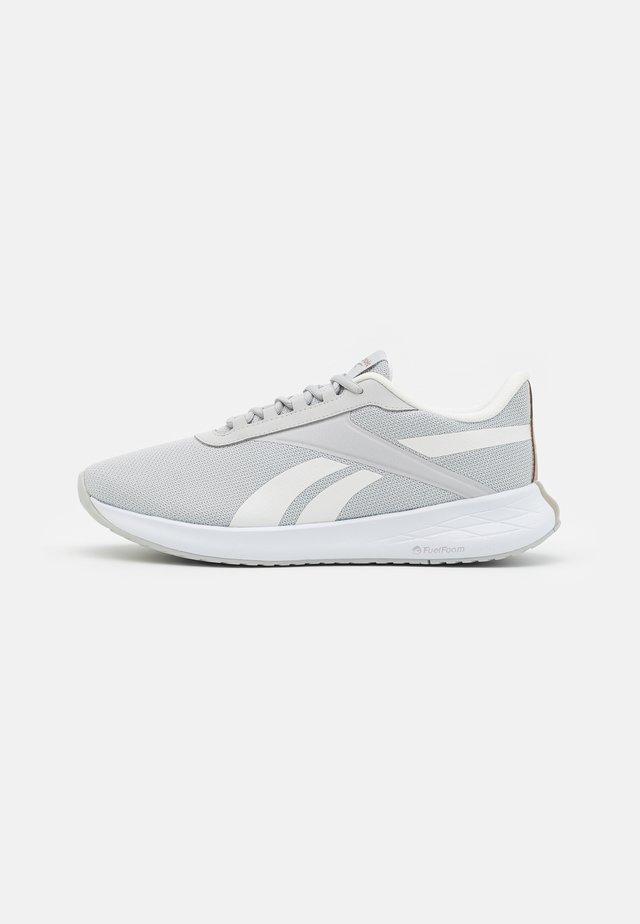 ENERGEN PLUS - Scarpe running neutre - pure grey 2/footwear white/chalk