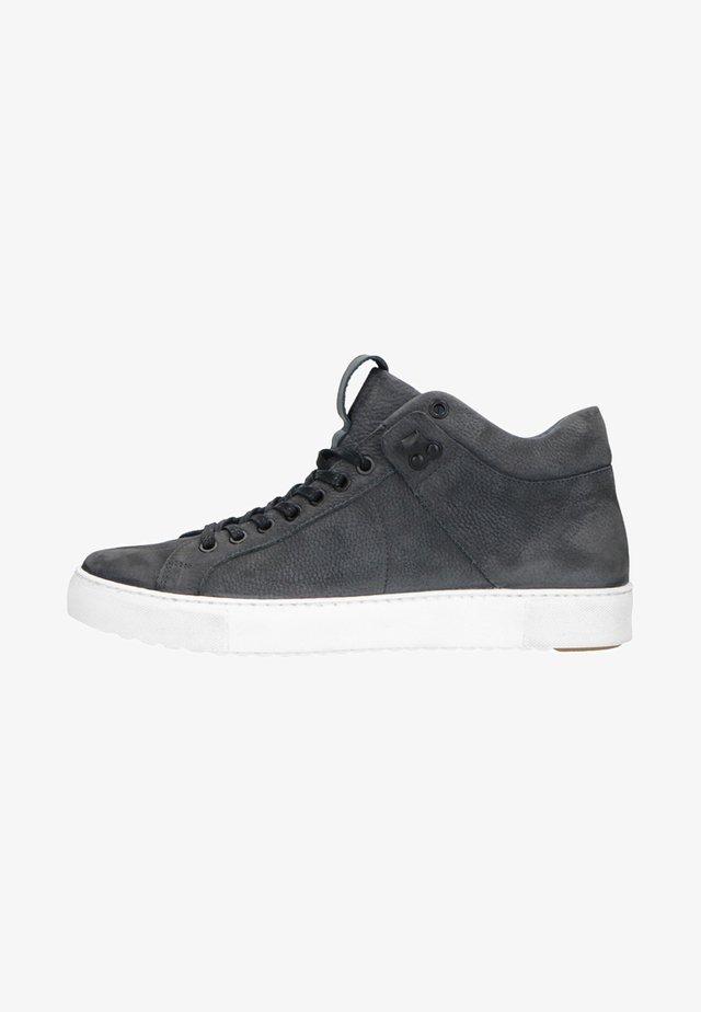 MIT HOHEM SCHAFT - Sneakers laag - grey