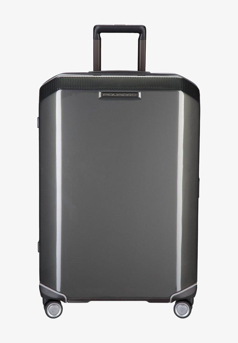 Piquadro - CUBICA - Wheeled suitcase - graphite