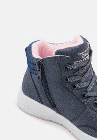 Friboo - FROZEN - High-top trainers - dark blue - 5