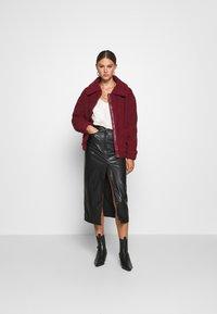 ONLY - ONLEMMA JACKET - Winter jacket - pomegranate - 1