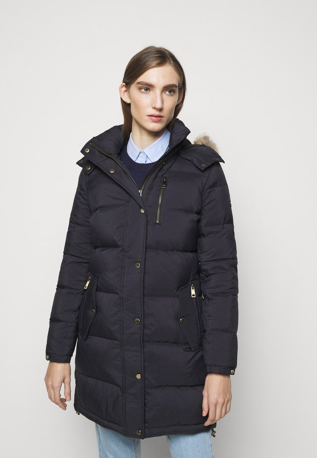 HEAVY PUFFER - Donsjas - dark navy