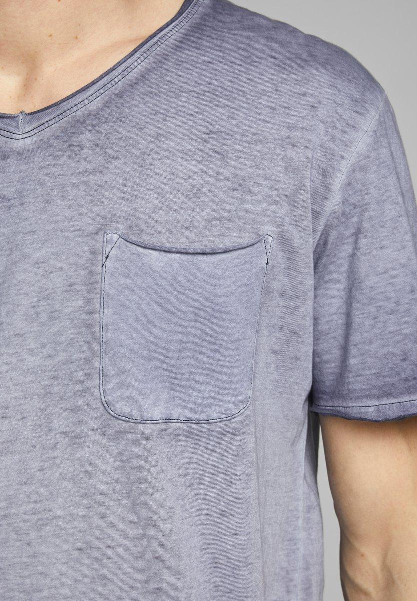 Jack & Jones Basic T-shirt - navy blazer LvRew