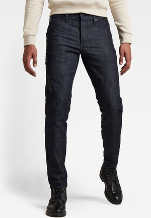 CITISHIELD 3D SLIM TAPARED - Jeans Tapered Fit - 3d raw denim wp