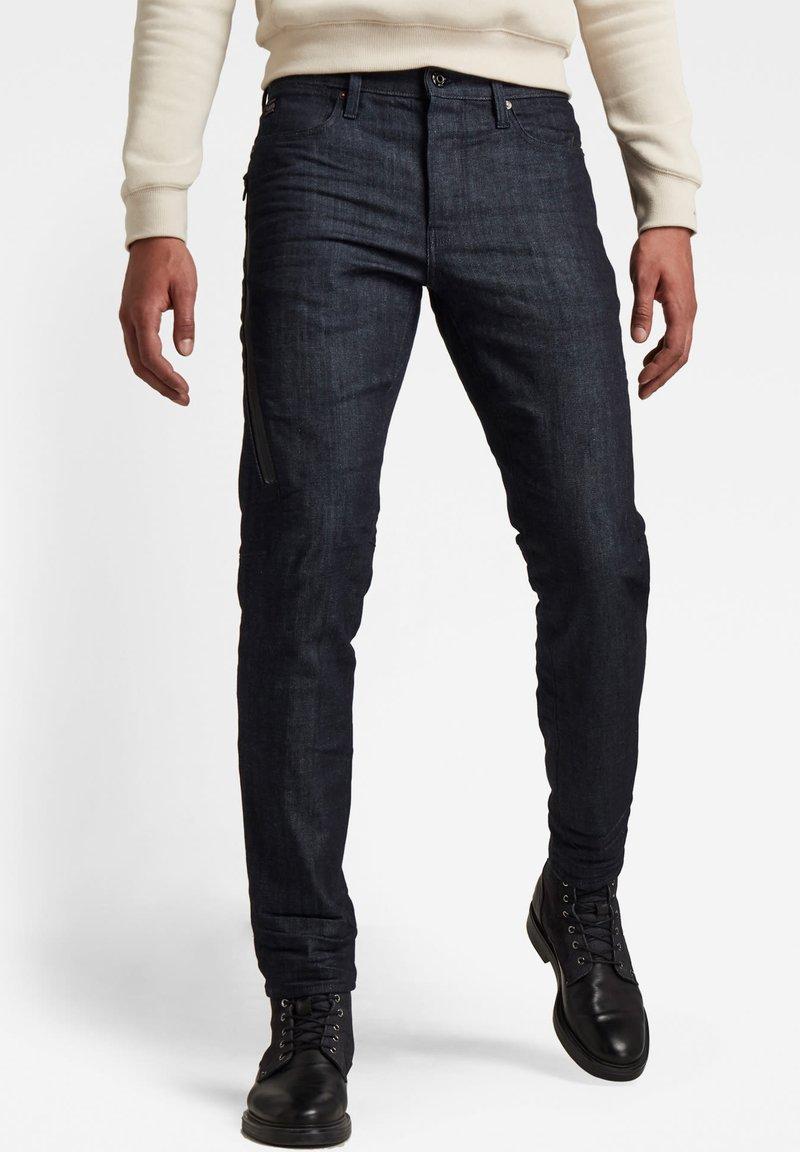G-Star - CITISHIELD 3D SLIM TAPARED - Jeans Tapered Fit - 3d raw denim wp