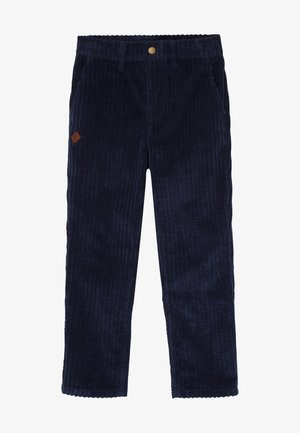 FAUSTINO TROUSERS - Trousers - navy