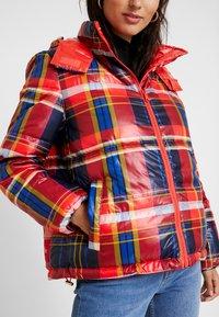 s.Oliver - OUTDOOR - Zimní bunda - red - 7