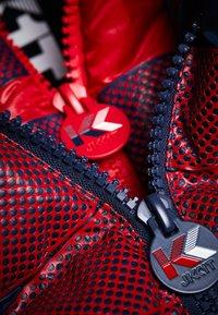 JACK1T - PRIMETIME  - Down jacket - ink/red - 5