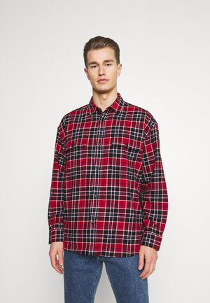 JAC SHIRT - Skjorta - red