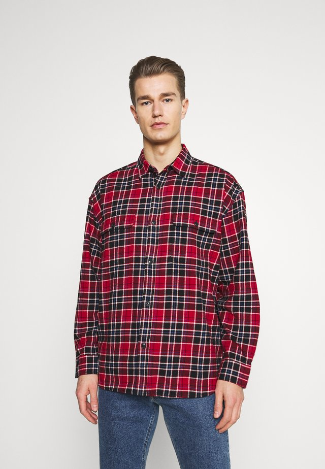 JAC SHIRT - Shirt - red