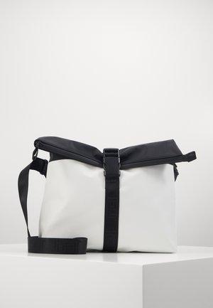 TOLJA SHOULDER BAG - Across body bag - white