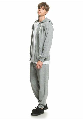 MIT REISSVERSCHLUSS FÜR MÄN - Zip-up sweatshirt - light grey heather