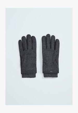TELMO - Gloves - black