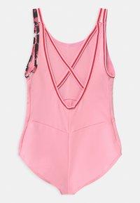 Nike Performance - LEOTARD - trikot na gymnastiku - pink/university red - 1