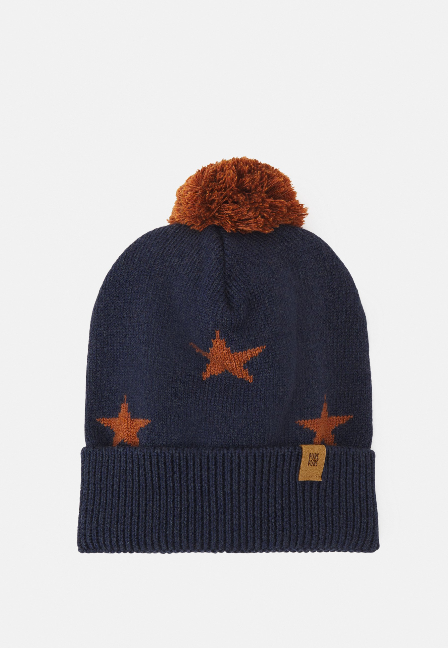 Kinder STAR POM-POM BEANIE UNISEX - Mütze