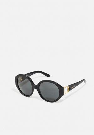 Sunglasses - shiny black