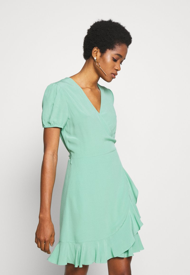 Samsøe Samsøe - LINETTA  - Day dress - creme de menthe