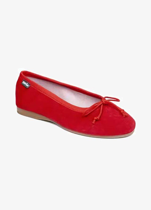 Bailarinas - red