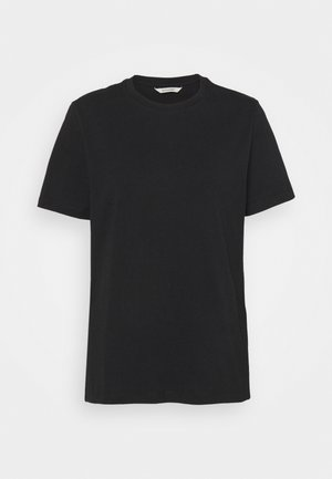 SUZANA CLASSIC TEE - T-Shirt basic - black