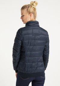 DreiMaster - STEPPJACKE - Winter jacket - marine - 2