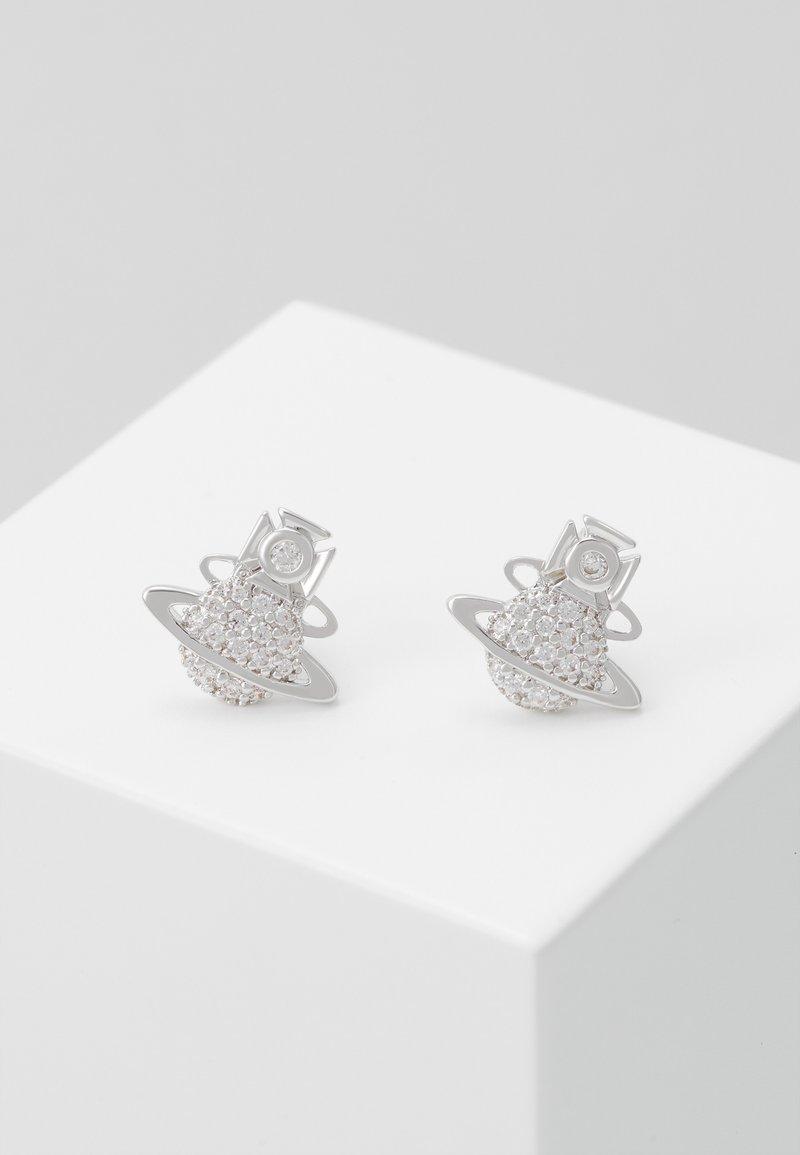 Vivienne Westwood - TAMIA EARRINGS - Earrings - silver-coloured