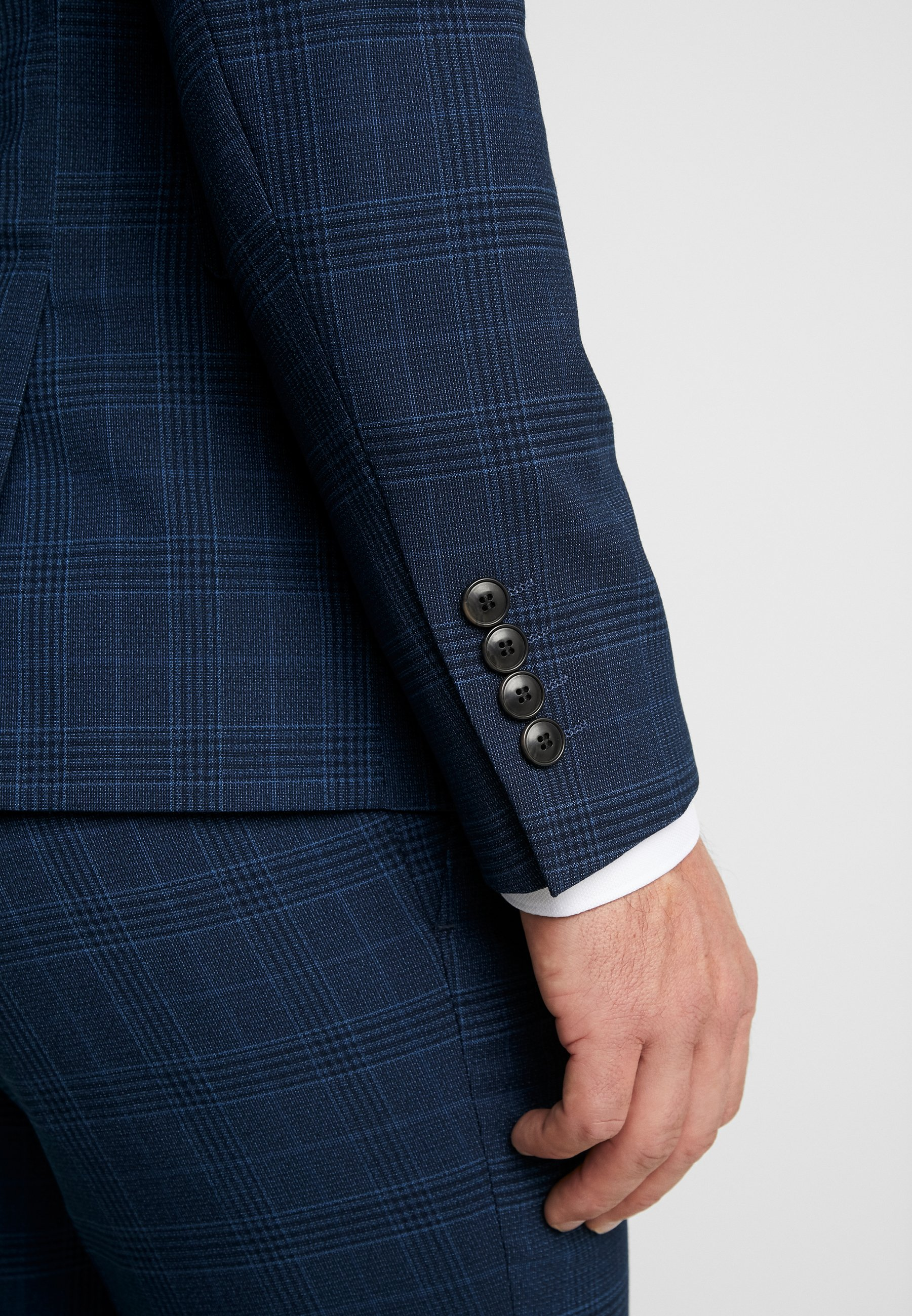 Homme CHECKED SUIT - Costume